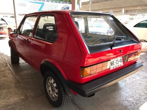 volkswagen caribe 1986 sonido rines 2 ptas std
