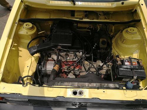 volkswagen caribe 2 puertas