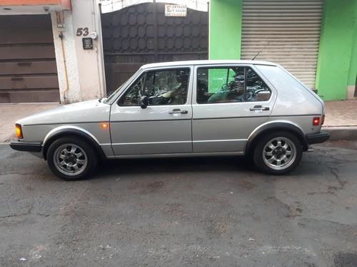 volkswagen caribe cl 1981 clasico
