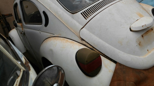 volkswagen caroceria fusca fafa baixada no detran sem motor