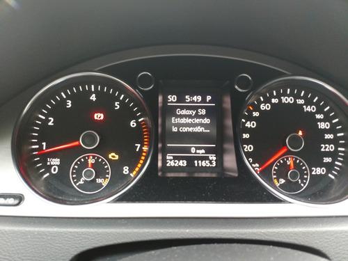 volkswagen cc 2.0 at 2016 plata reflex