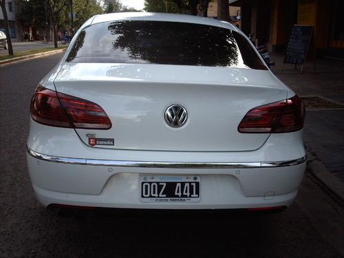volkswagen cc 2.0 exclusive dsg tsi 211cv 2014 con 26.000 km