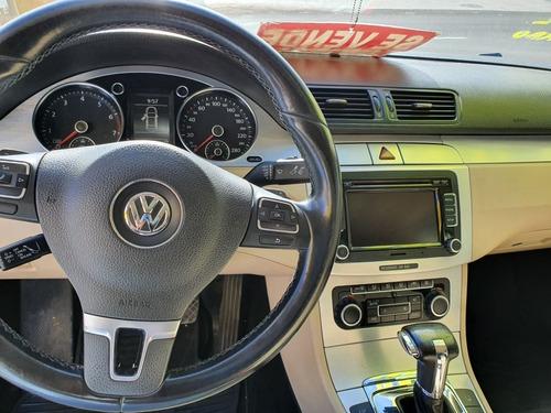 volkswagen cc 2.0 turbo dsg piel qc at 2010