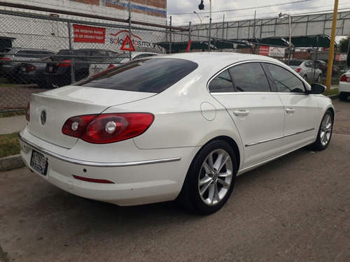 volkswagen cc 2.0 turbo tiptronic at 2012