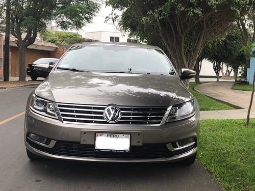 volkswagen cc 2013, impecable, 62,000 kms