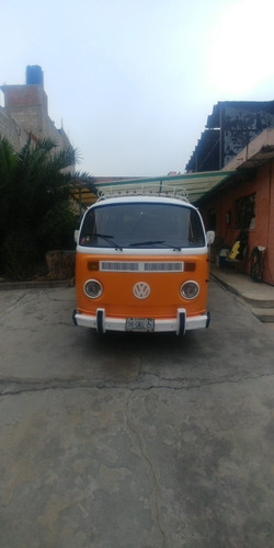 volkswagen combi 1.6 vagoneta mt 1996