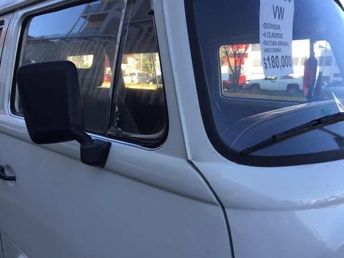 volkswagen combi combi 1990