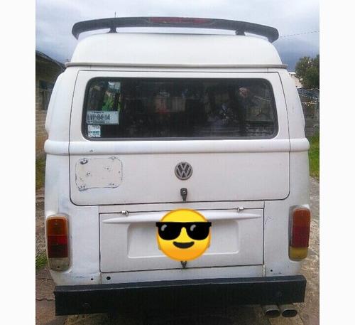 volkswagen combi combi panel modelo92