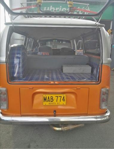 volkswagen combi combi t2 modelo 71