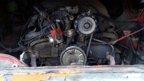 volkswagen combi por partes