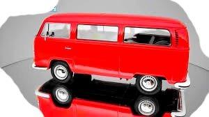 volkswagen combi welly nex models escala 1:24