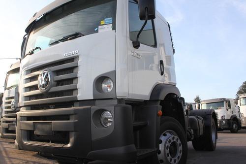 volkswagen constellation 17.280/35 advantech euro v 2018 rs