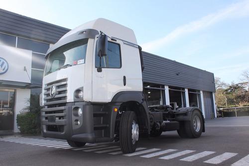 volkswagen constellation 19.420/35 advantech euro v 2017 jm