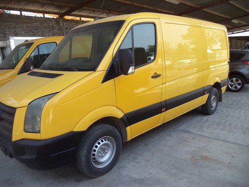 volkswagen crafter 2.0 cargo van modelo 2011