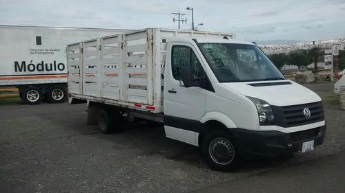 volkswagen crafter 2.0 chasis 5 ton lwb mt 2015