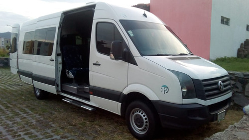volkswagen crafter 2.0 l4 pasajeros lwb 25 pas 5t mt 2015