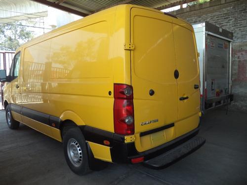 volkswagen crafter 2011