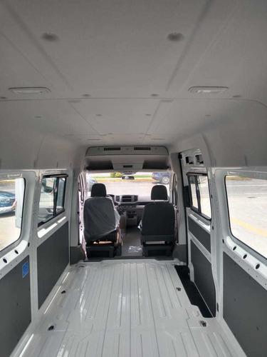 volkswagen  crafter pasajeros 2020