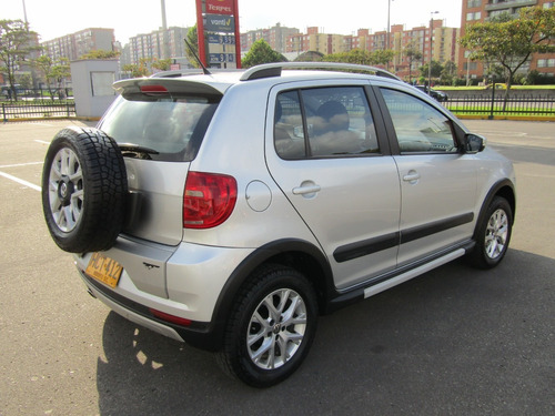 volkswagen cross fox