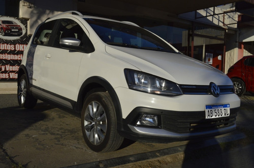 volkswagen cross fox msi