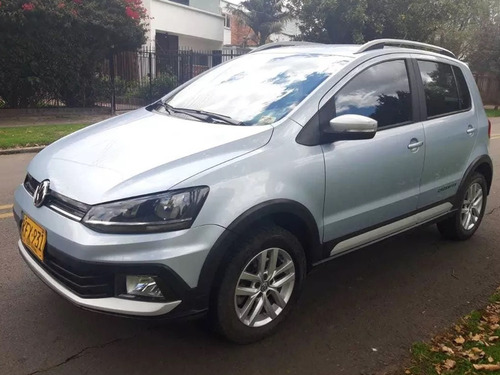 volkswagen cross fox  mt 1.6