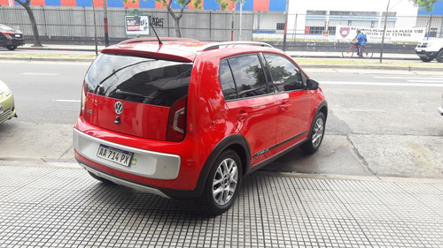 volkswagen cross up 1.0 año 2016 ernesto automotores