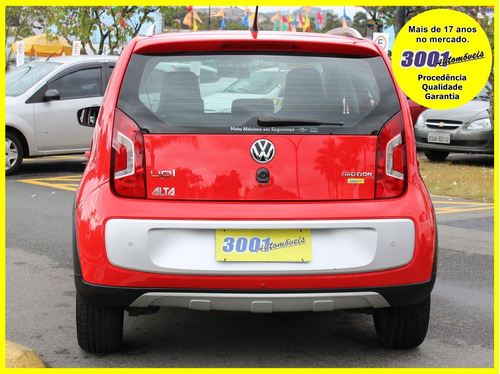 volkswagen cross up 1.0 mpi 12v
