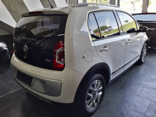 volkswagen cross up 1.0 turbo 5p