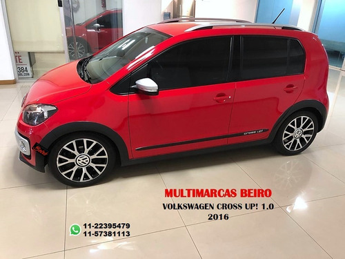 volkswagen cross up! año 2016