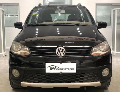 volkswagen crossfox 1.6 2011 permuto- financio hasta el 100%