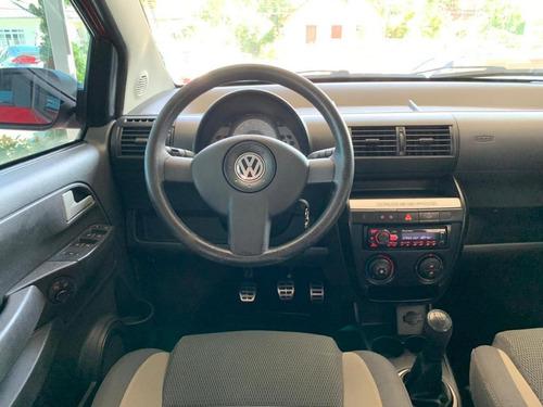 volkswagen crossfox 1.6 flex completo 2009