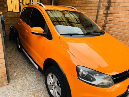 volkswagen crossfox 1.6 hb mt 2011