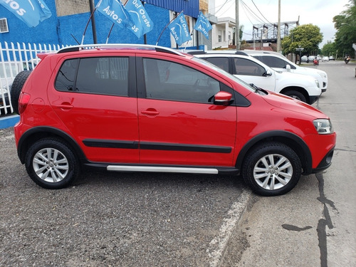 volkswagen crossfox 1.6 highline ag 2013