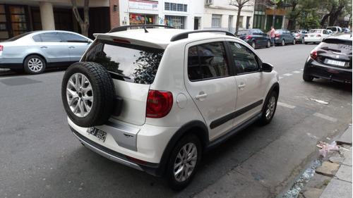 volkswagen crossfox 1.6 highline ag