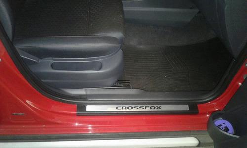 volkswagen crossfox 1.6 highline con techo 2013