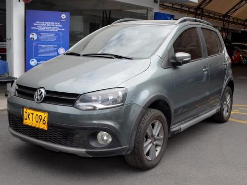 volkswagen crossfox 1.6 mec dkt096