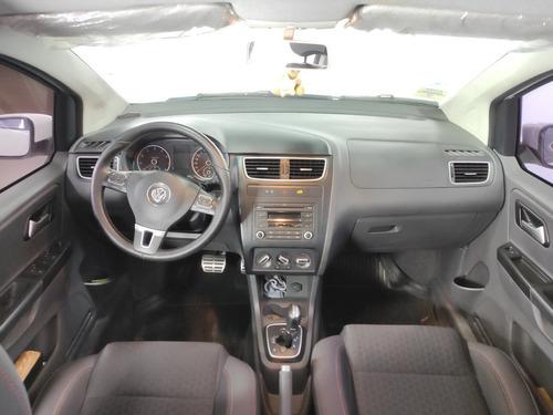 volkswagen crossfox 1.6 mi flex 8v 4p automatizado 2012/...