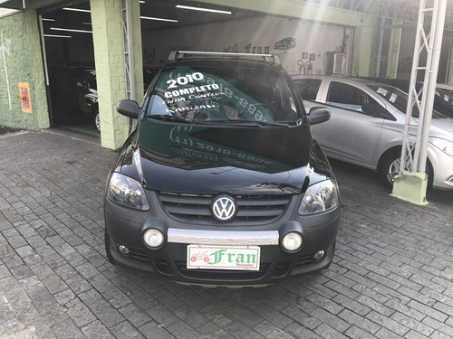 volkswagen crossfox 1.6 mi flex 8v 4p manual 2010