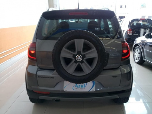 volkswagen crossfox 1.6 mi flex 8v 4p manual 2011/2012