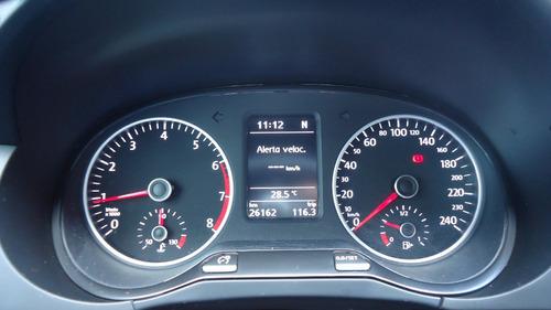 volkswagen crossfox 1.6 msi flex 16v 4p automatizado