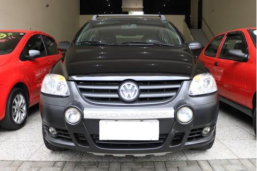 volkswagen crossfox 1.6 total flex 2008/sem entrada r$699,00