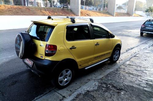 volkswagen crossfox 1.6 total flex 5p 2008/2008