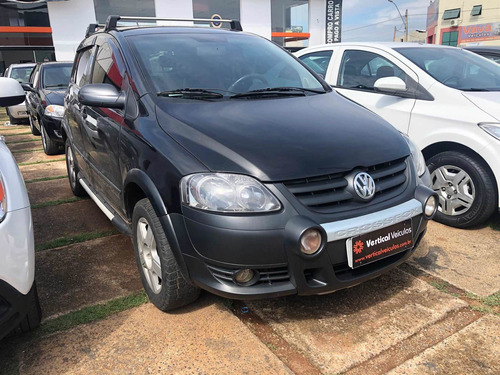volkswagen crossfox 1.6 total flex 5p 2009