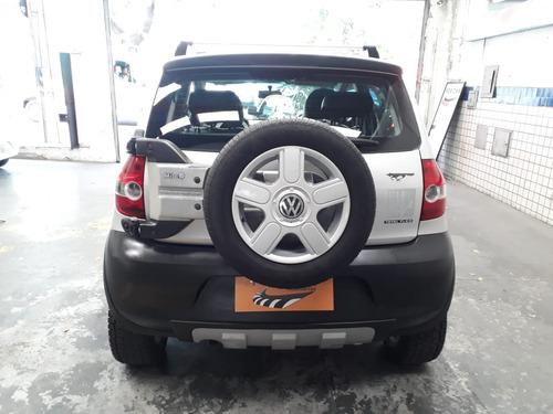 volkswagen crossfox 1.6 total flex 5p (3847)