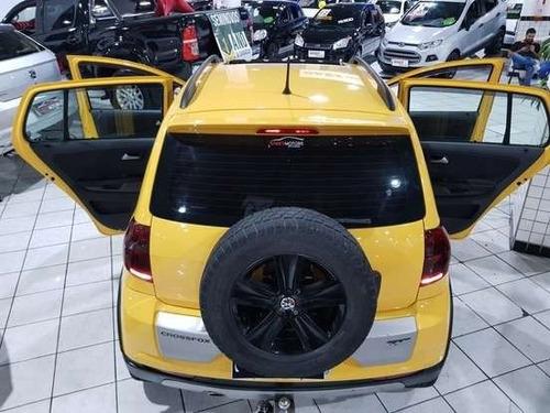volkswagen crossfox 1.6 vht total flex 5p 2011