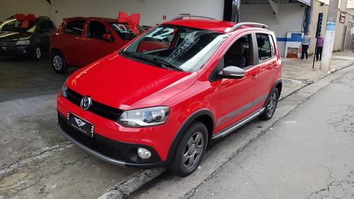 volkswagen crossfox 1.6 vht total flex 5p 2012