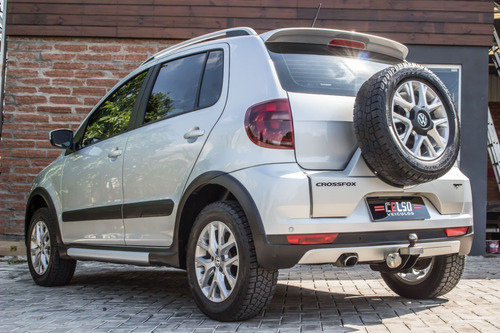 volkswagen crossfox 1.6 vht total flex 5p baixa km!