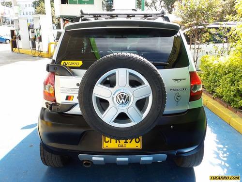 volkswagen crossfox 1.6cc mt a.a