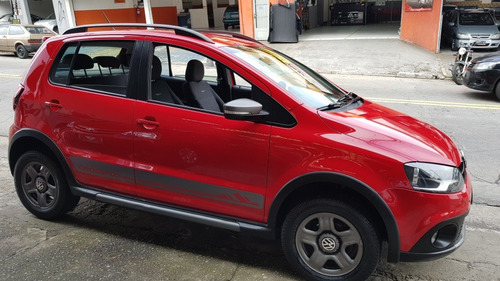 volkswagen crossfox 2011/2012 1.6 mi flex 8v 4p manual