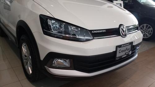volkswagen crossfox 2017 ultima camioneta con descuento